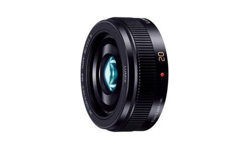 Panasonic Lumix 20mm f 1.7 II Pancake Lens