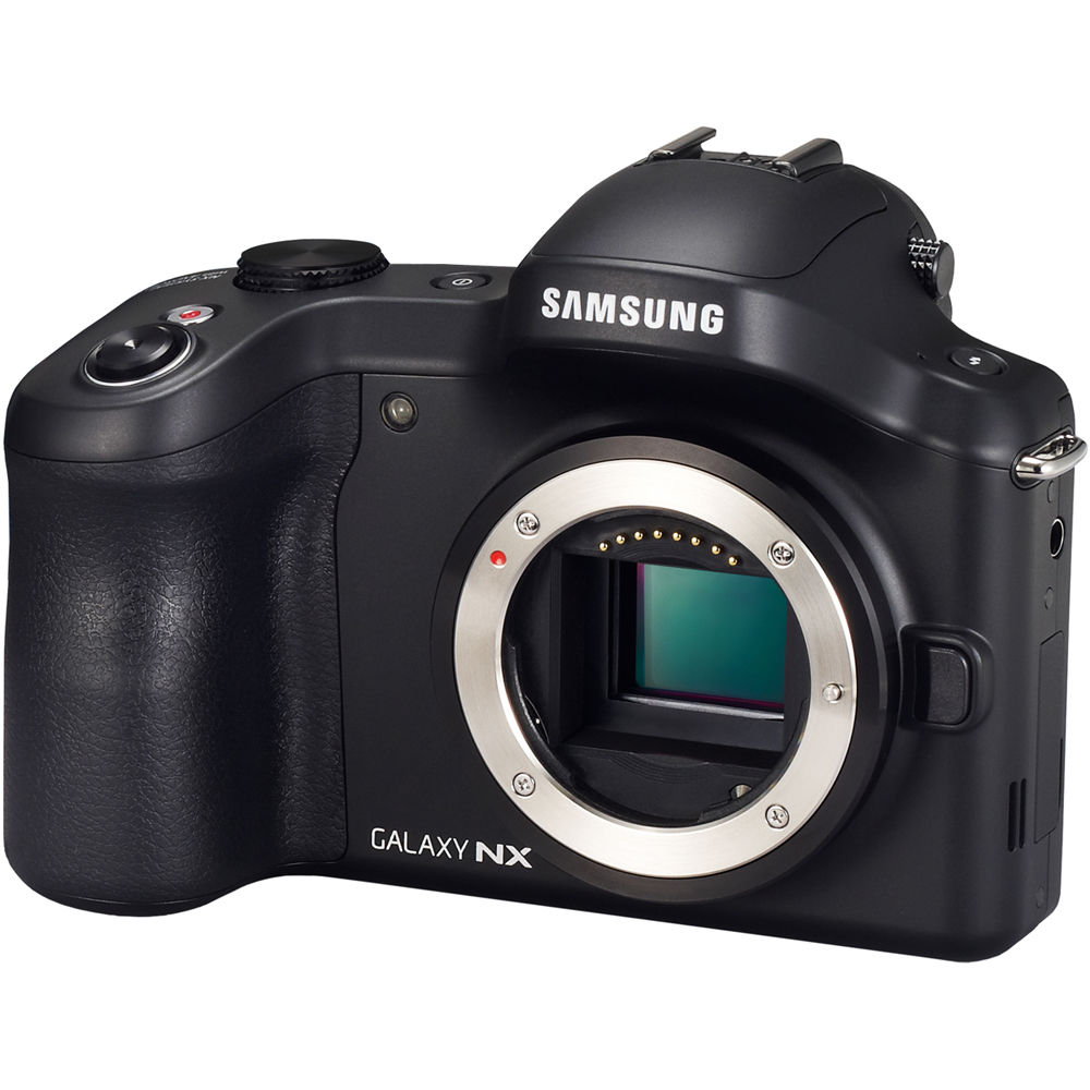 Samsung Galaxy NX Android Mirrorless