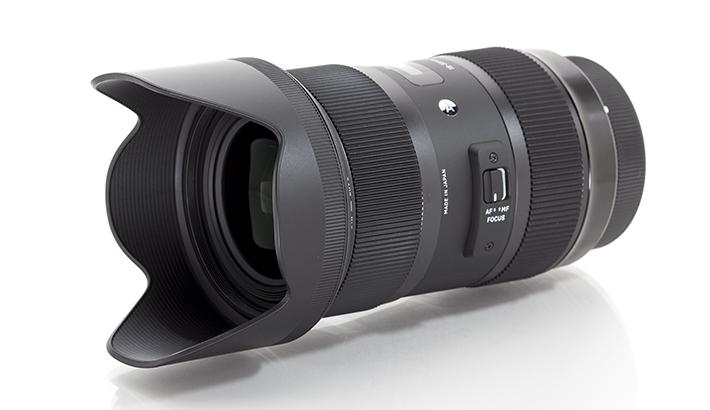 Sigma 18-35mm f 1.8 DC HSM