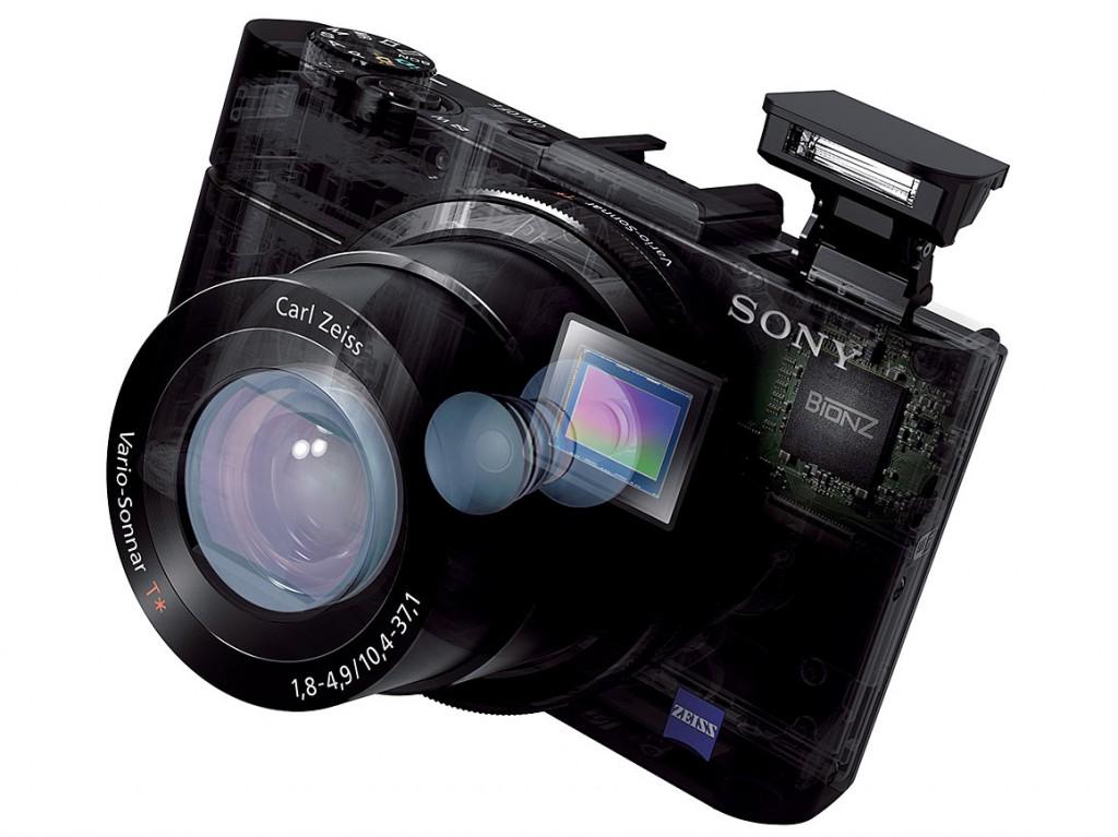 Sony DSC-RX100M2 1