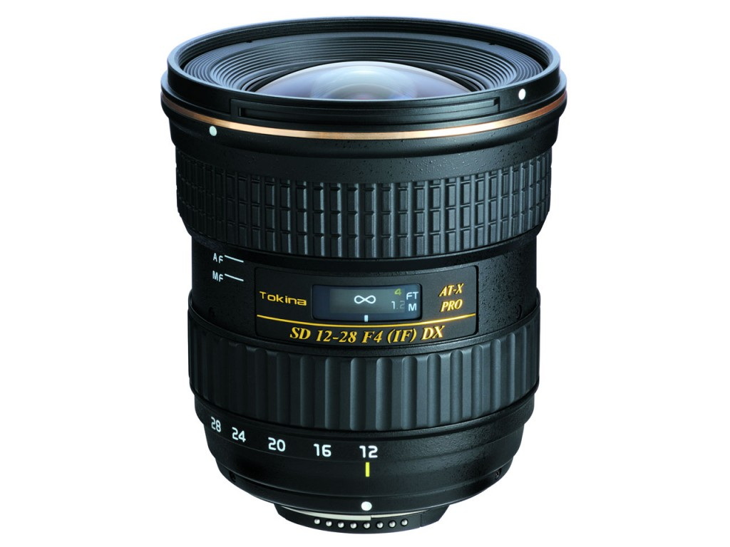 Tokina 12-28mm f4 AT-X Pro Lens