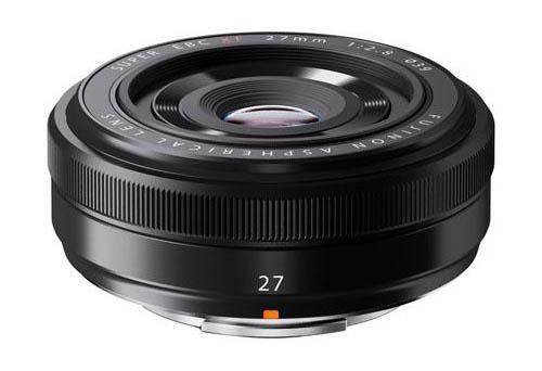 XF 27mm f28 pancake lens