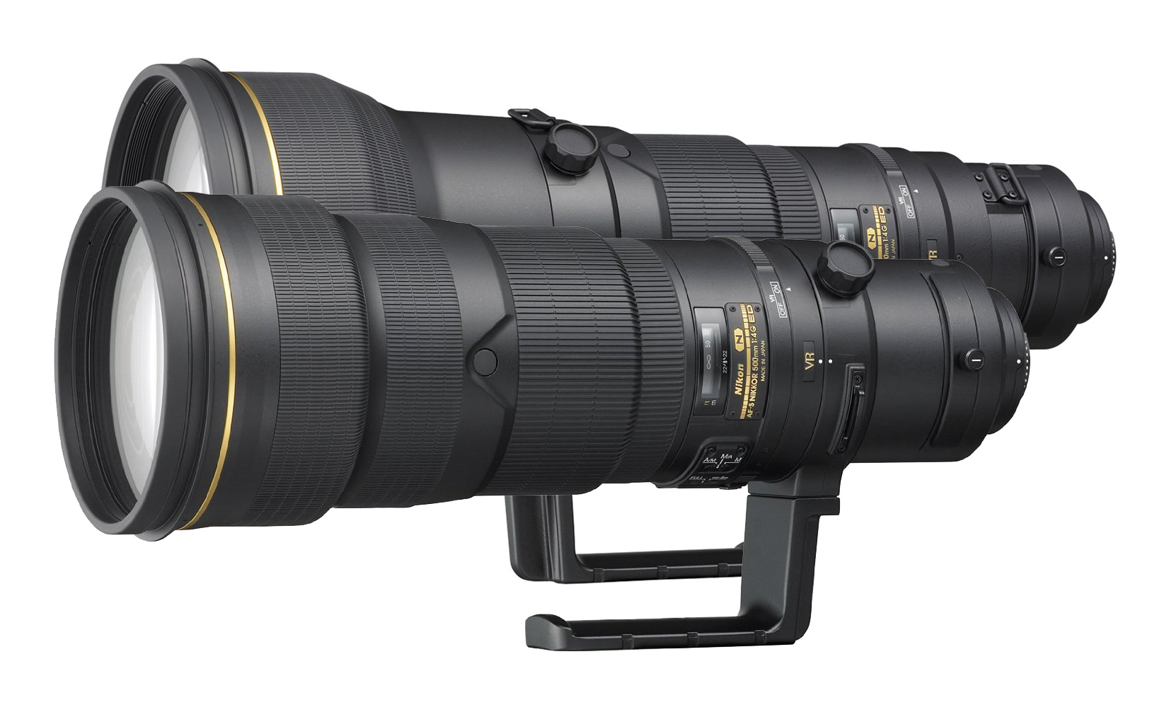 DxOMark tested the Nikon's super telephoto prime lenses AF-S NIKKOR
