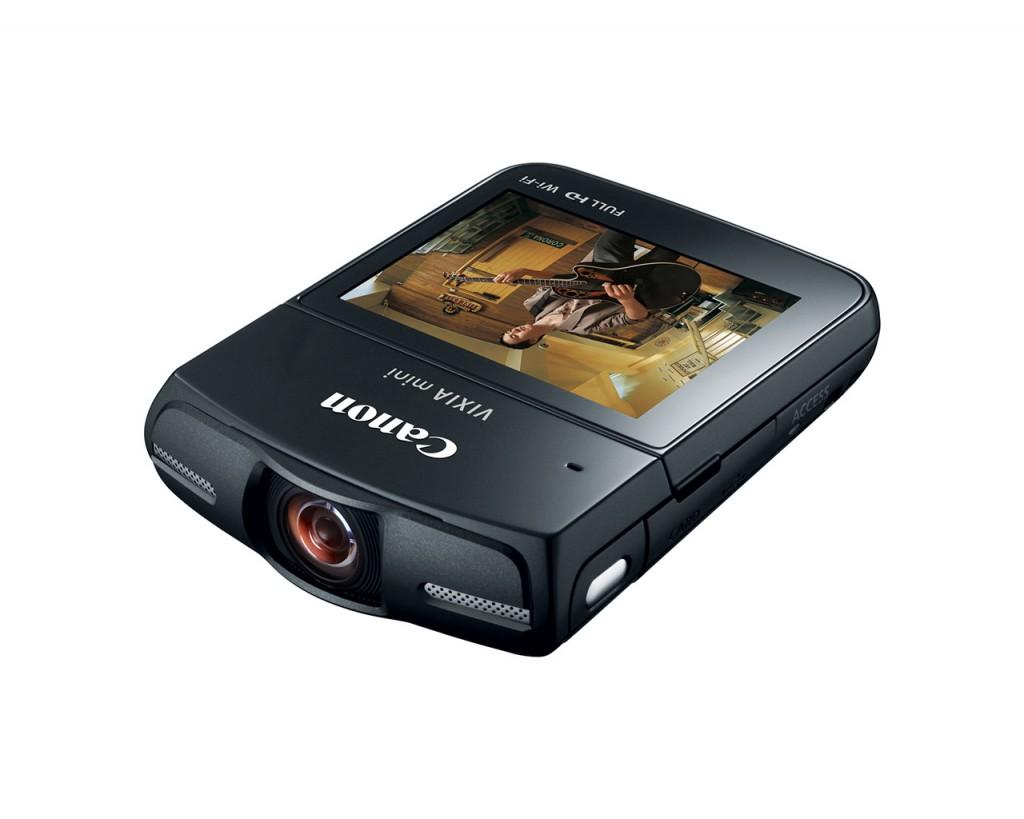 Canon VIXIA Mini Camcorder 2