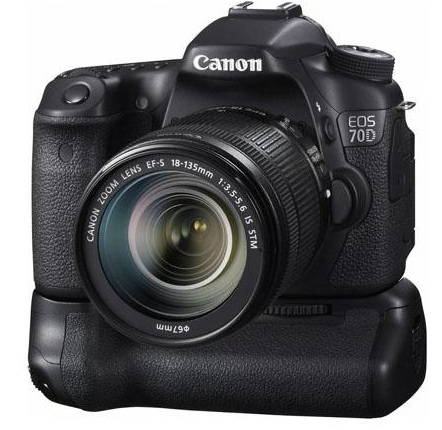 Canon eos 70d 1
