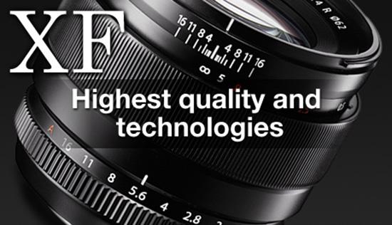 Fujinon XF 23mm f 1.4 R lens