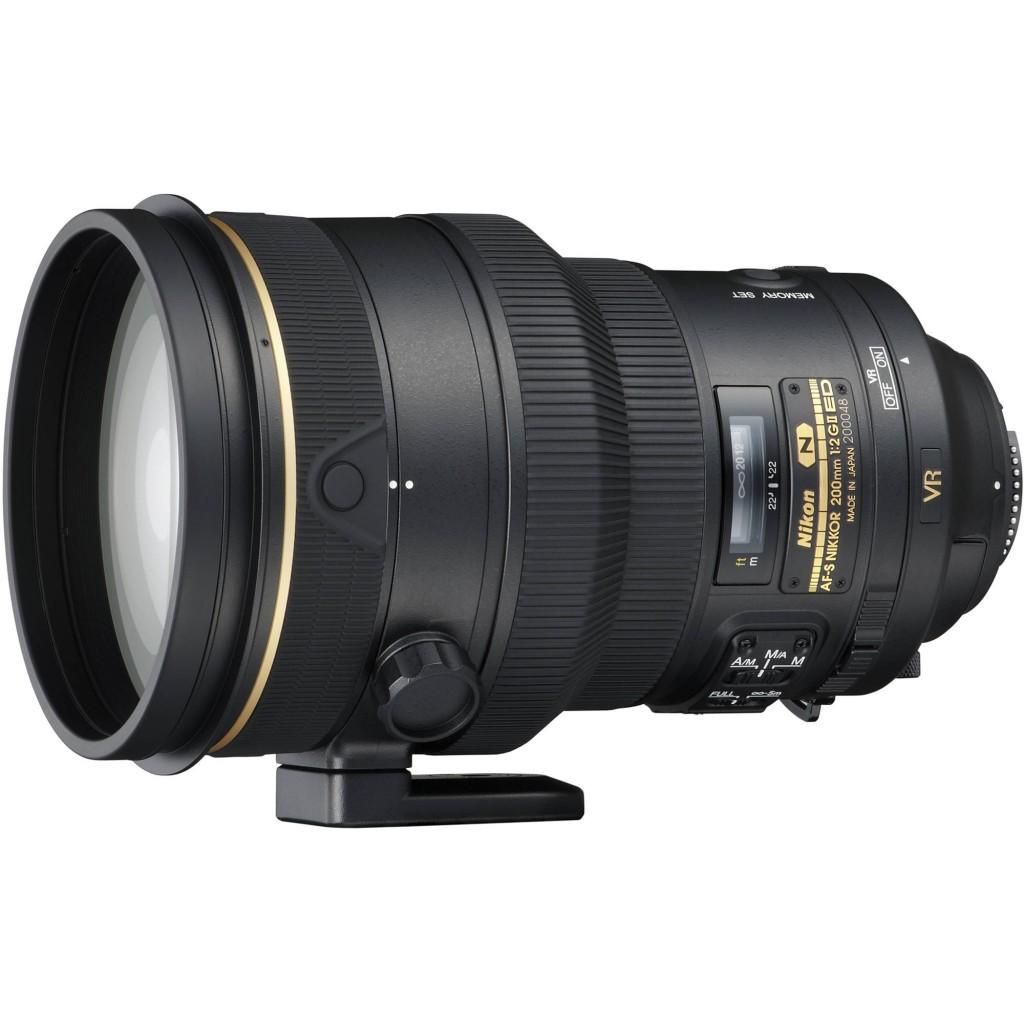 Nikon AF-S NIKKOR 200m f 2g