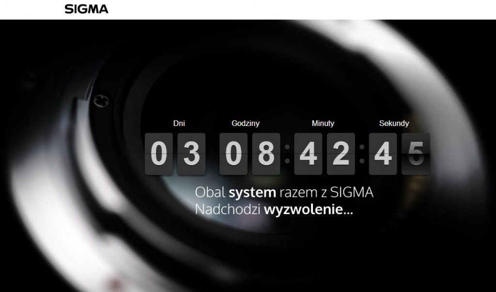 Sigma new product