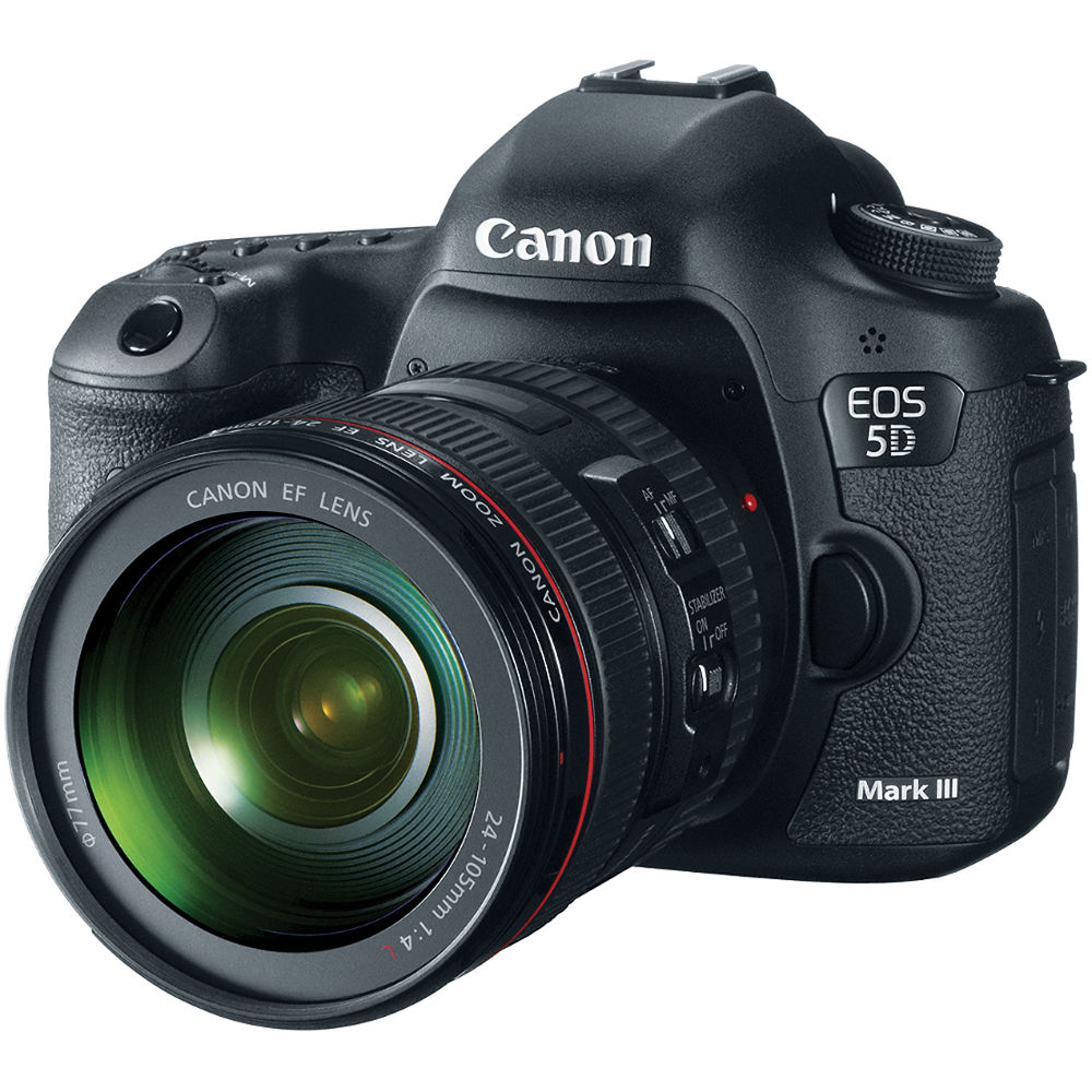 5D Mark III 24-105mm lens