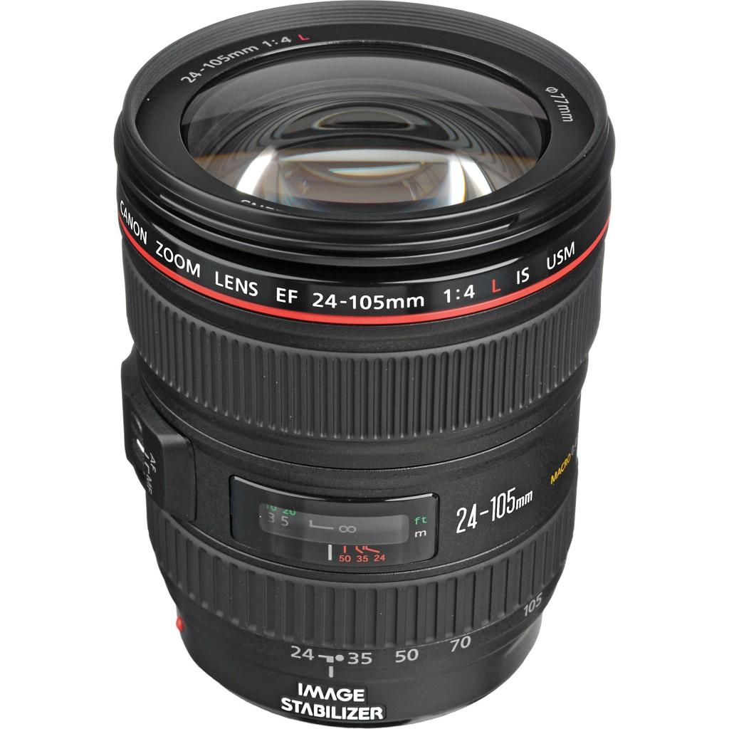 Canon EF 24-105mm f 4l is usm lens