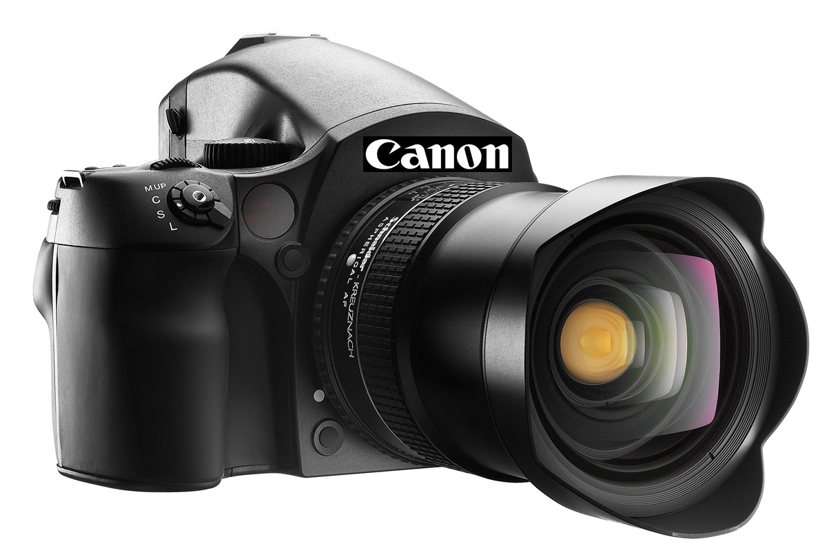 Canon Medium Format DSLR | Camera News at Cameraegg