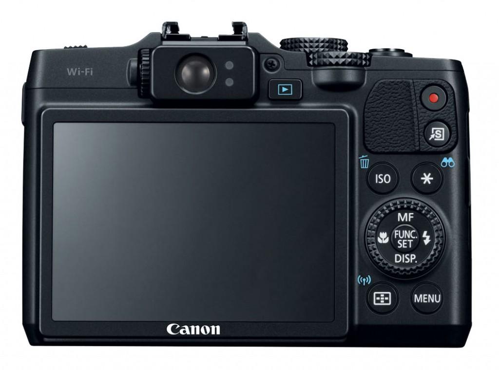 Canon PowerShot G16 1