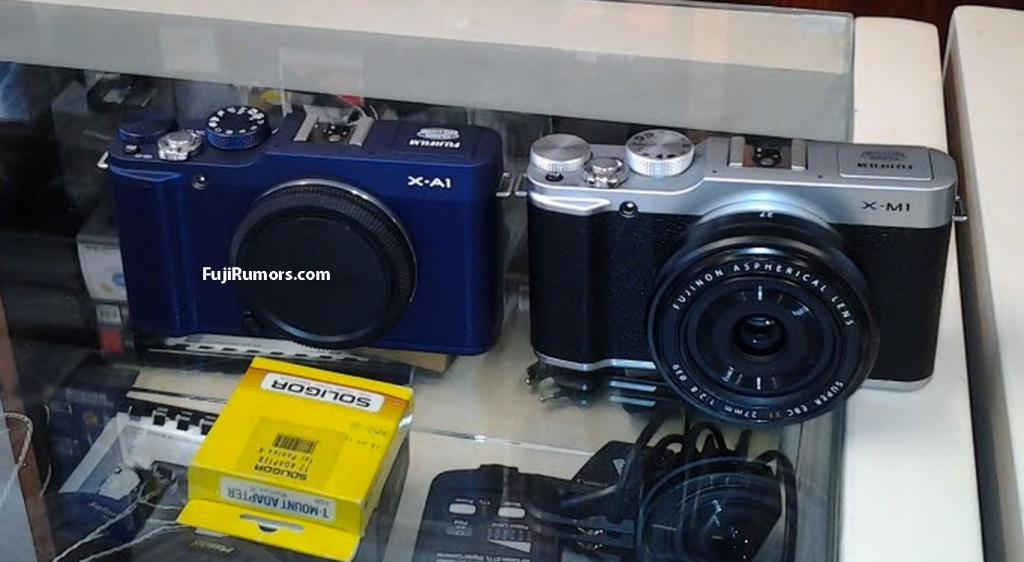 Fujifilm X-A1 1