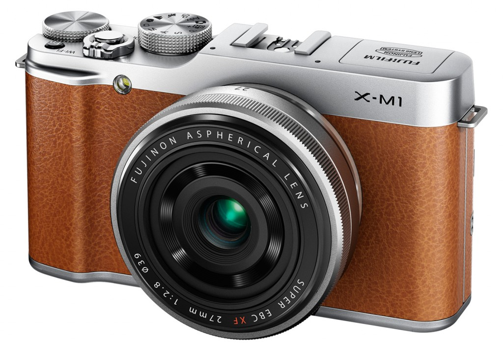 Fujifilm X-M1 with XF 27mm f 2.8 pancake lens