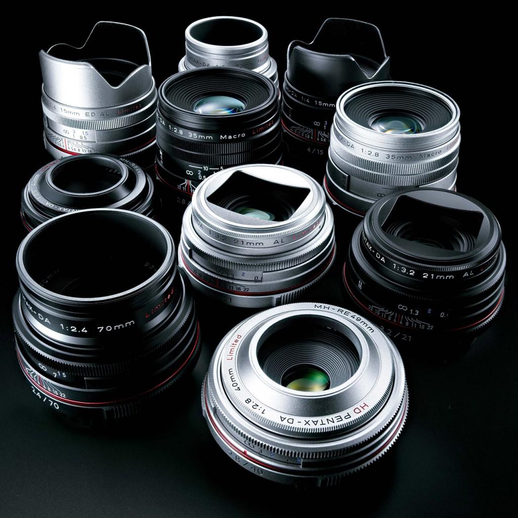 HD PENTAX DA Limited lens