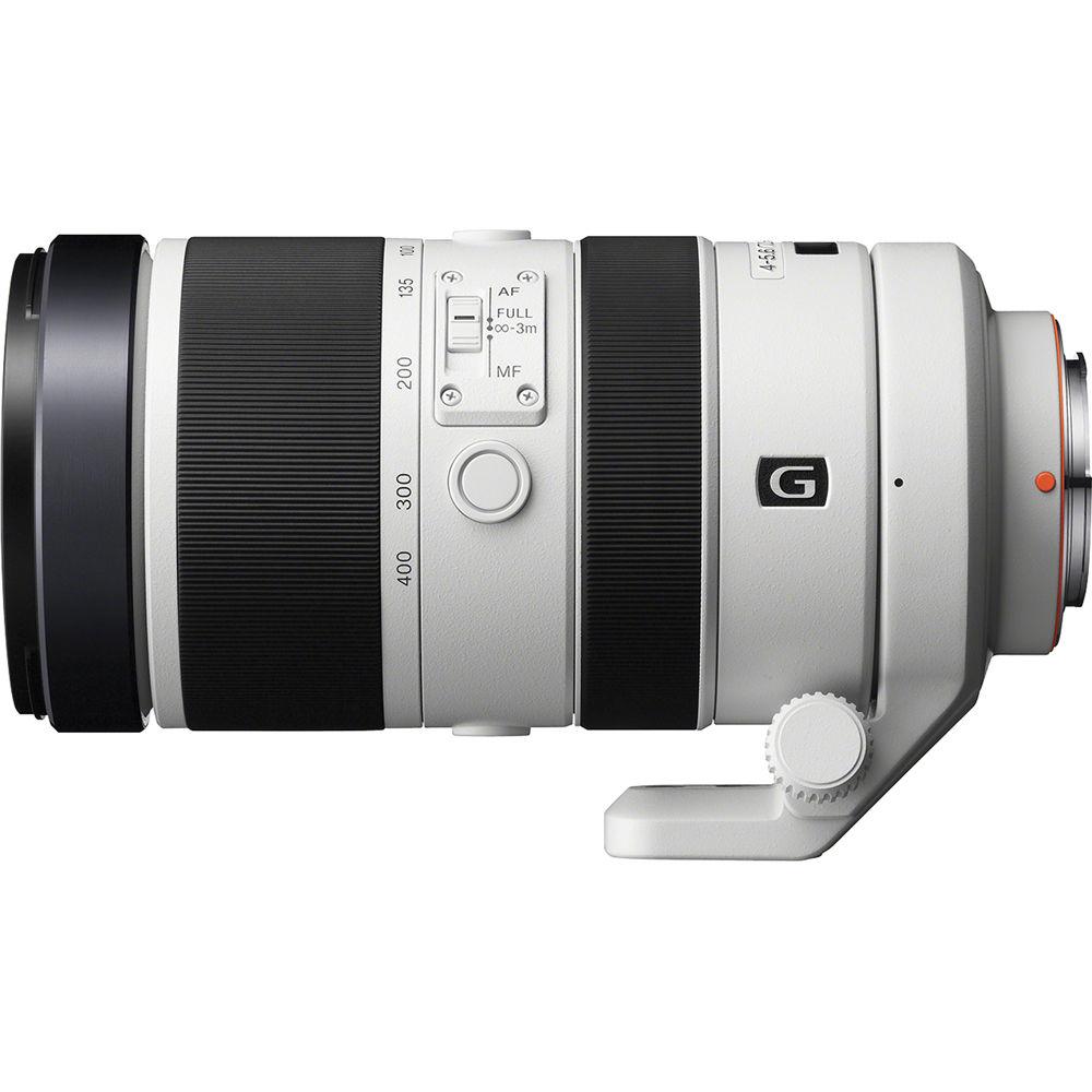 Sony 70-400mm g2 lens