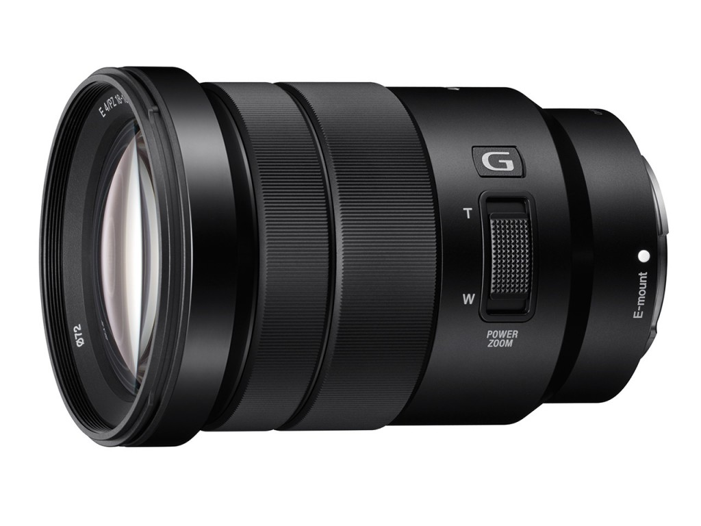 Sony E PZ 18-105mm F4 G OSS Power Zoom Lens