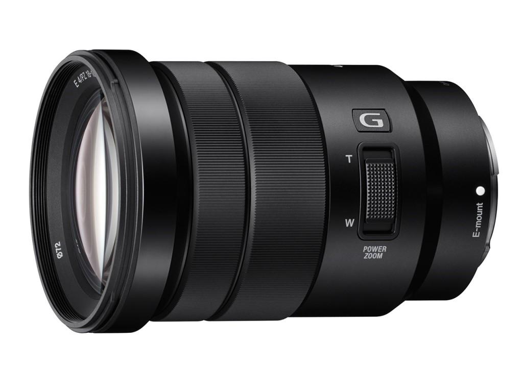 Sony E PZ 18-105mm F4 G OSS Power Zoom Lens