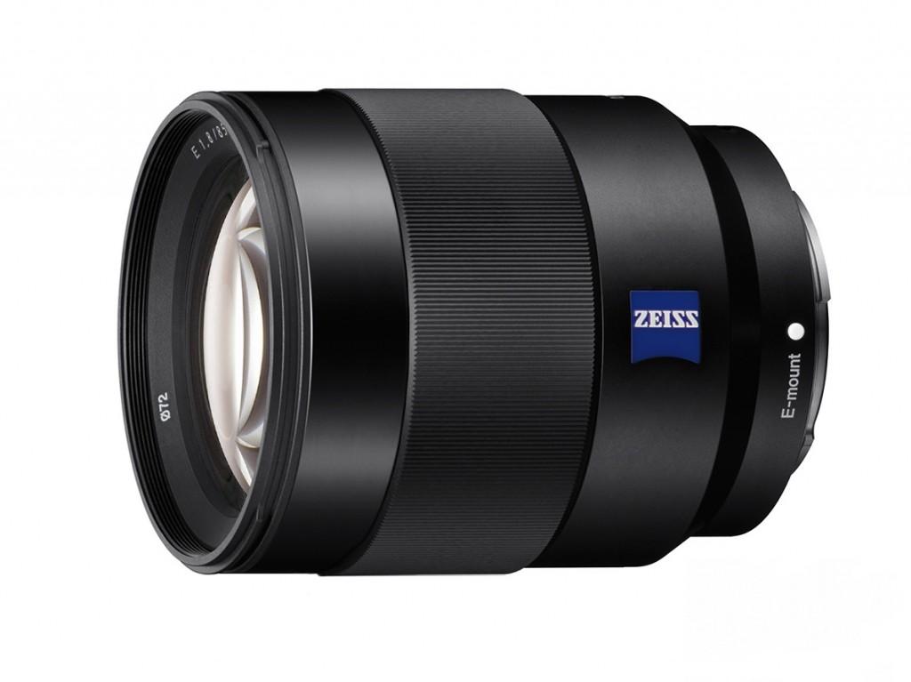 Sony Zeiss 85mm f 1.8 e mount lens