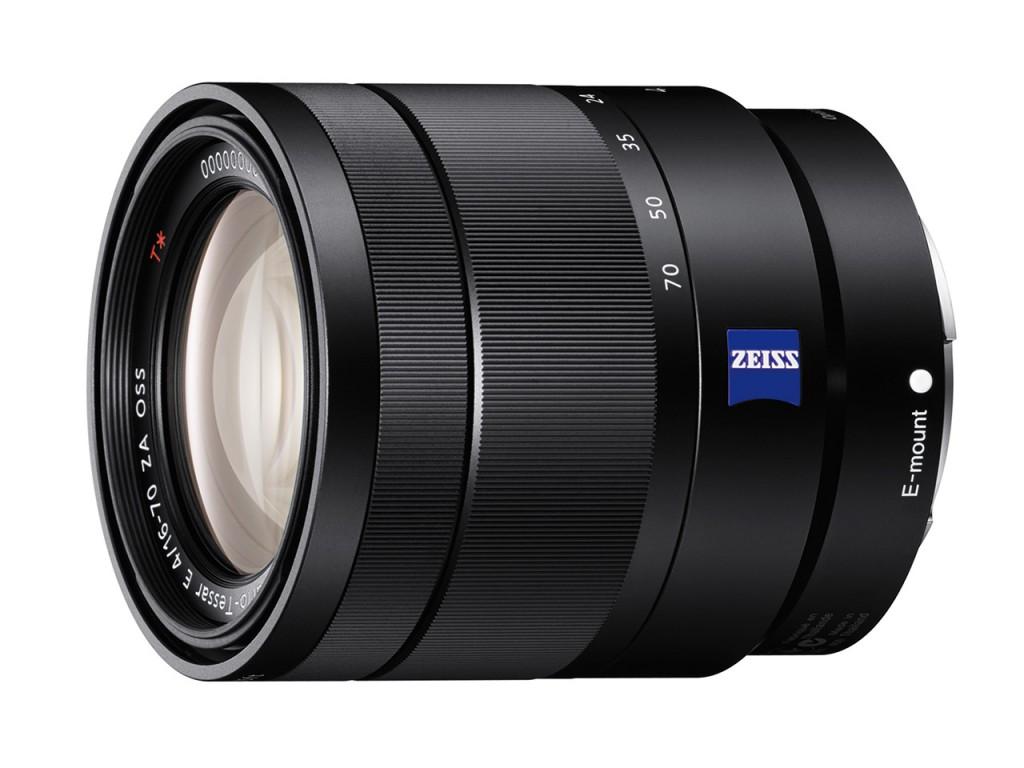 Zeiss Vario-Tessar T 16-70mm F4 ZA OSS Zoom Lens