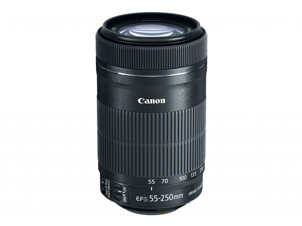 ef-s 55-250mm f 4-5.6 is stm lens