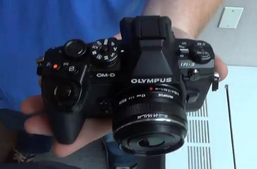 olympus E-M1 2