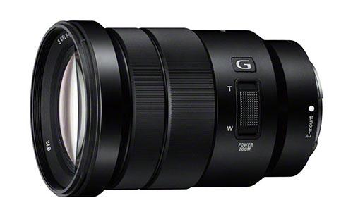 Sony E PZ 18-105mm f4 OSS Lens
