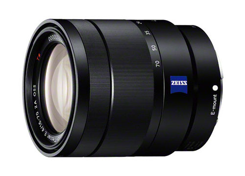 Sony Zeiss 16-70mm f4 OSS Lens
