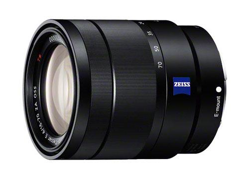 Sony Zeiss 16-70mm f4 OSS Lens