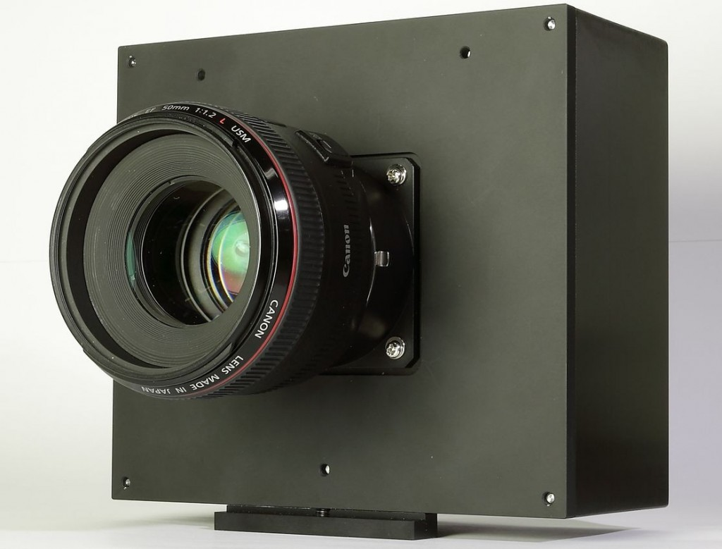 Canon high-sensitivity full-frame CMOS sensor