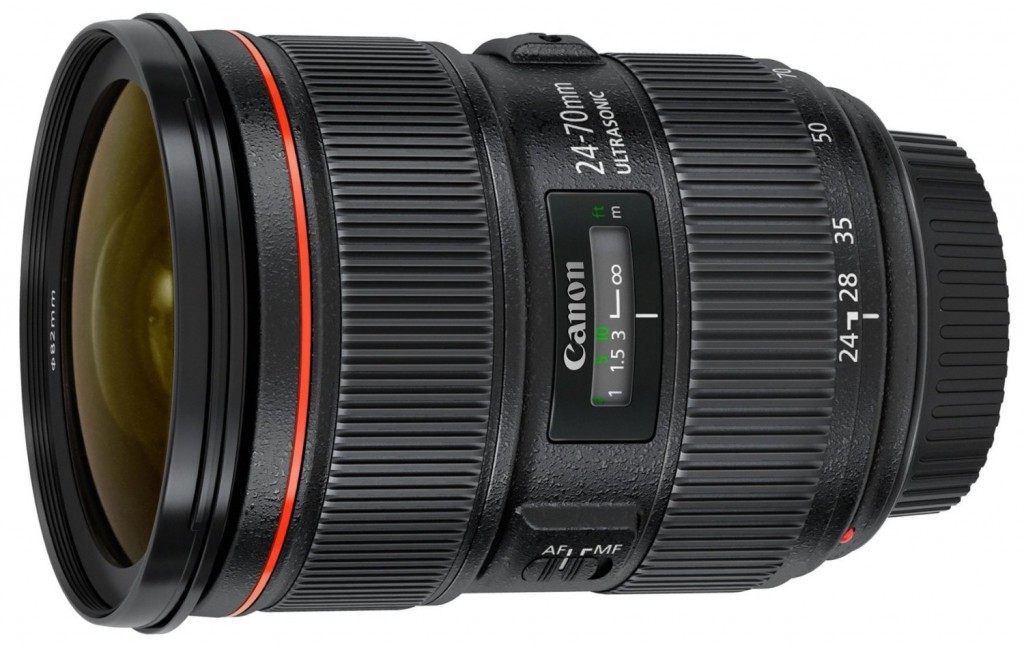 Current EF 24-70mm f 2.8L II USM