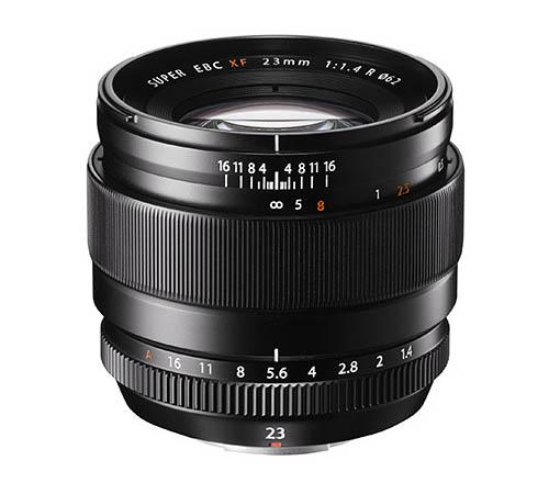 Fujifilm XF 23mm f 1.4 R Lens