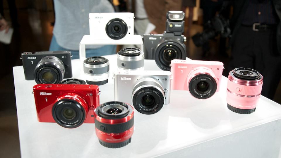Nikon 1 mirrorless