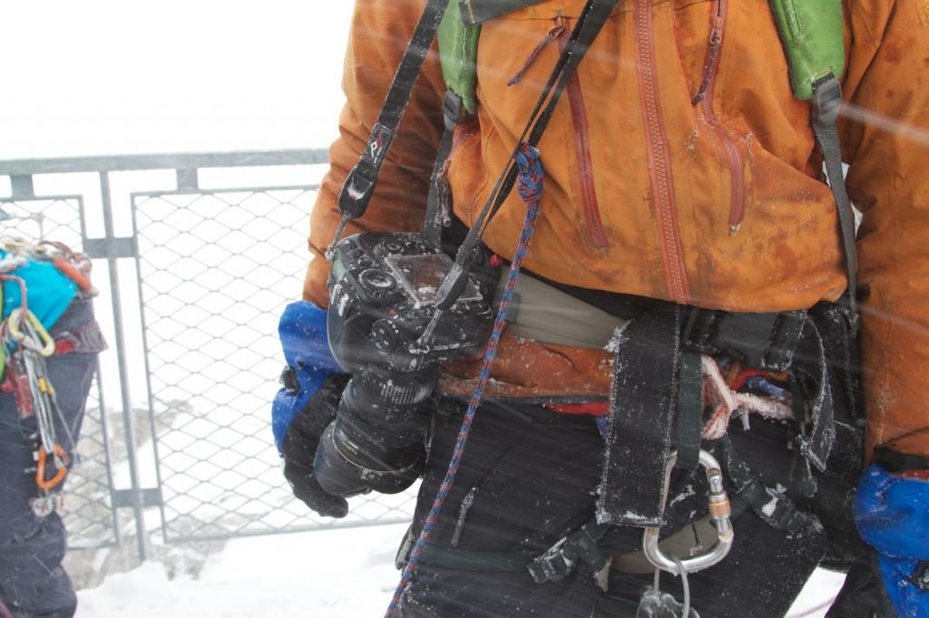 Nikon D800 cold weather 1