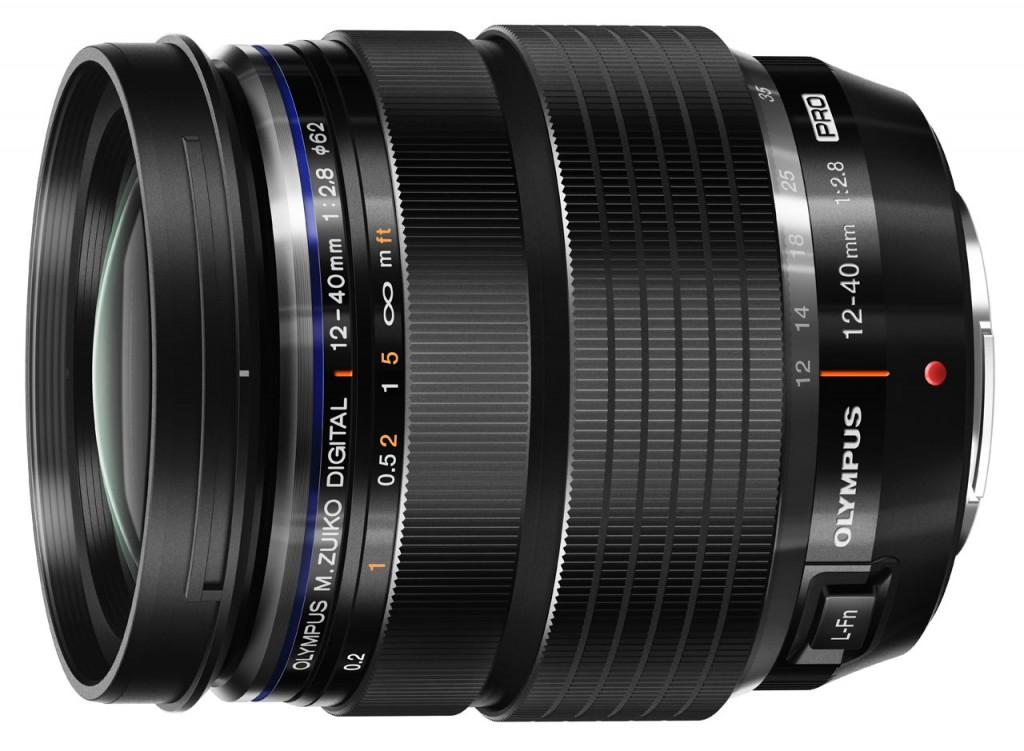 Olympus M Zuiko Digital ED 12-40mm f 2.8 Pro lens