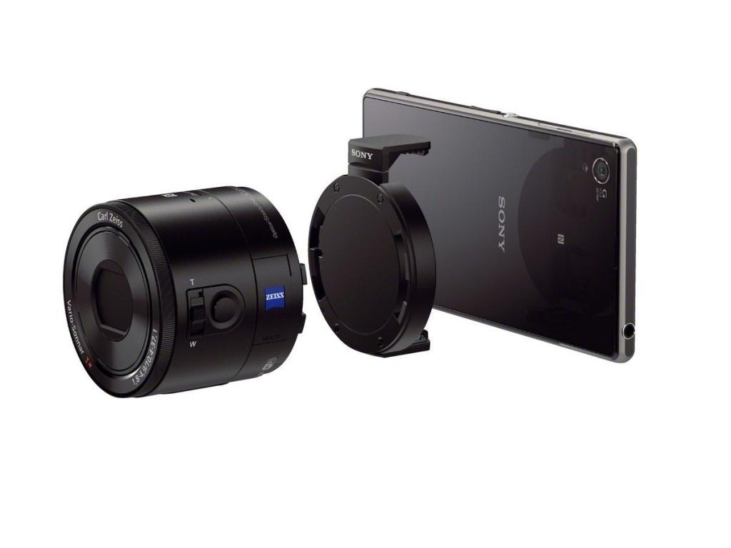 Sony DSC-QX100 4