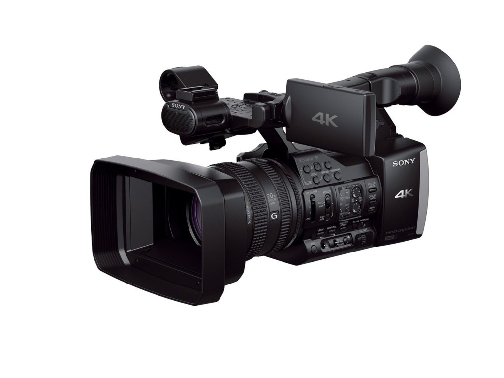 Sony FDR AX1 4K Camcorder video camera
