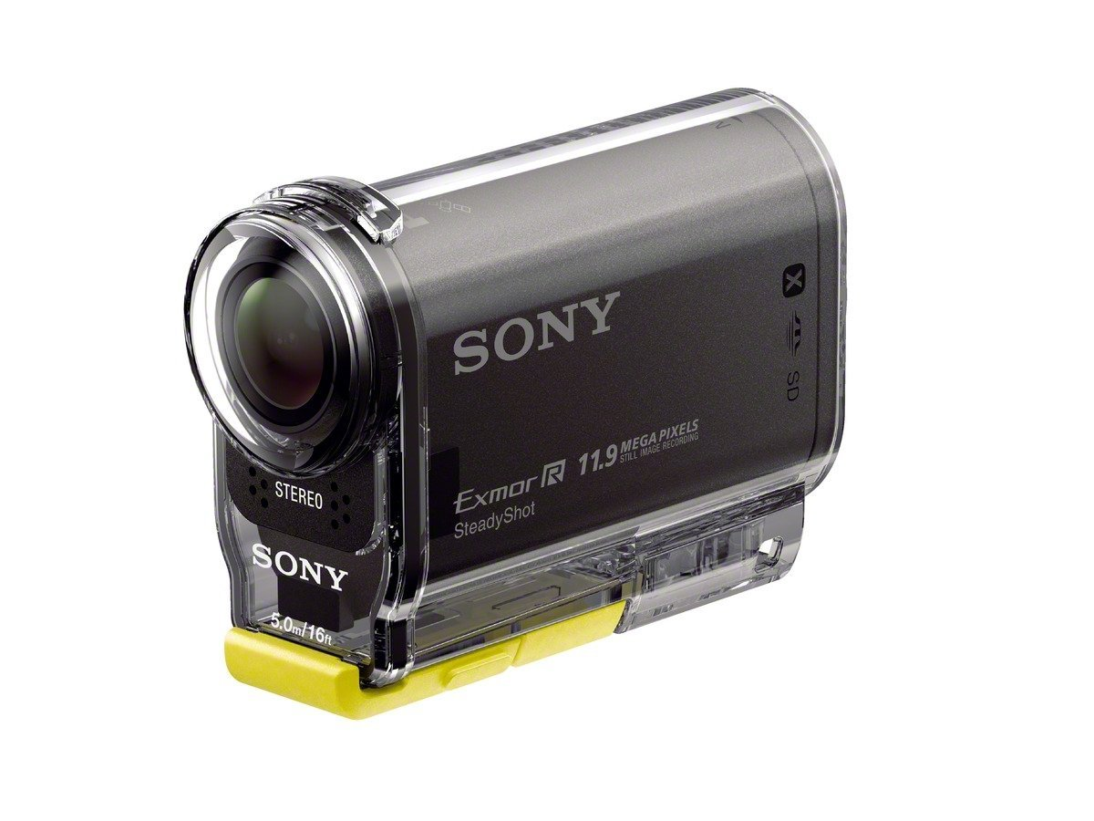 Sony hdr as30v 5