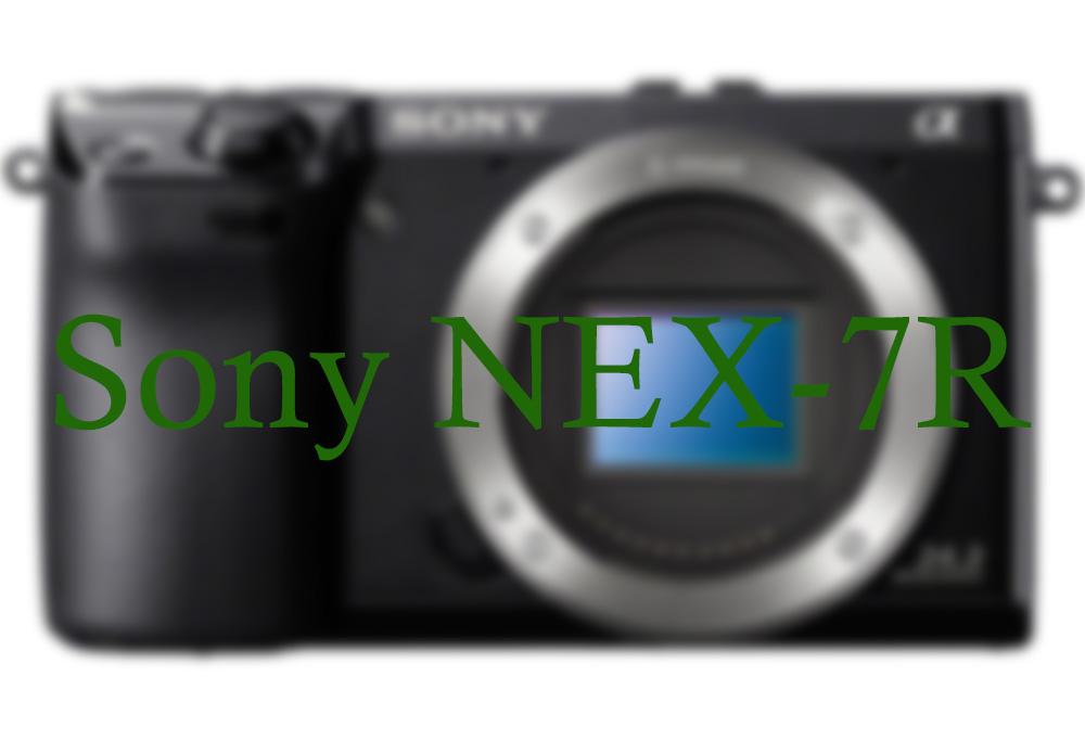 Sony-NEX-7R