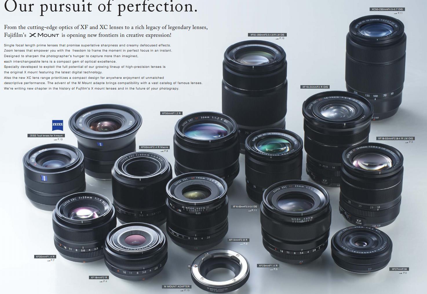 Fujifilm Xf 56mm F 12 R And 10 24mm 4 Lenses Image Leaked Fujinon Xf56mm X Lens Series