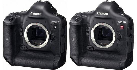 Canon 1D X 1D C