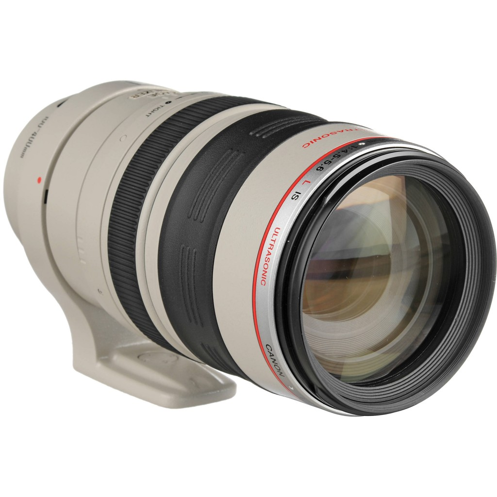 EF 100-400mm f 4.5 - 5.6 L IS USM lens