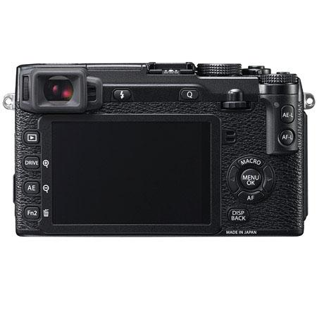 Fujifilm X-E2 Black back