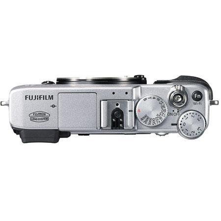 Fujifilm X-E2 silver top