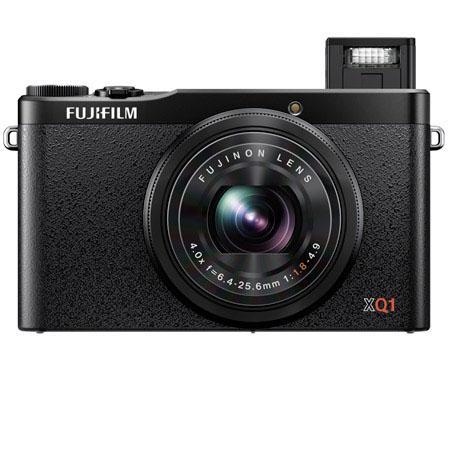 Fujifilm XQ1 Black front 2
