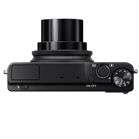 Fujifilm XQ1 Black top