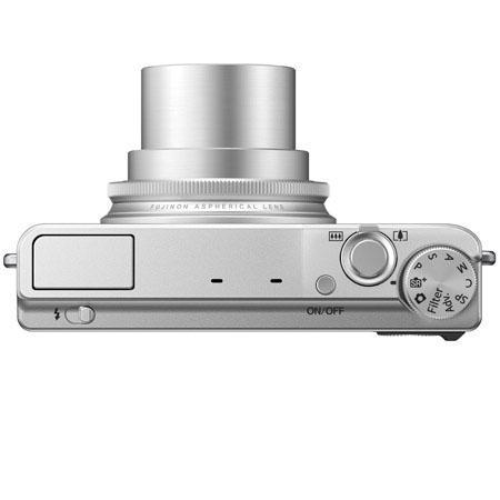 Fujifilm XQ1 top