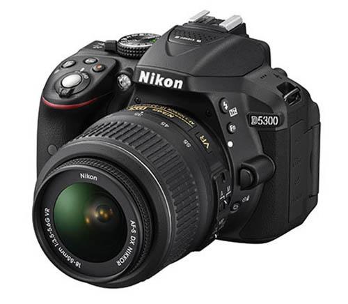 Nikon D5300 1