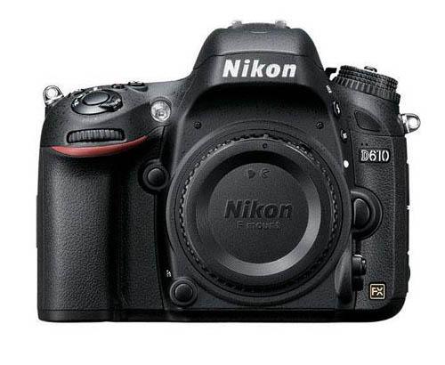 Nikon D610 1