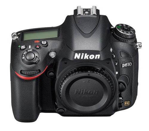 Nikon D610 2